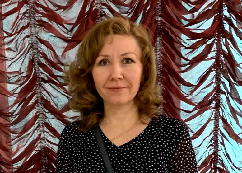 Ирина Новоселова. Фото Предоставлено