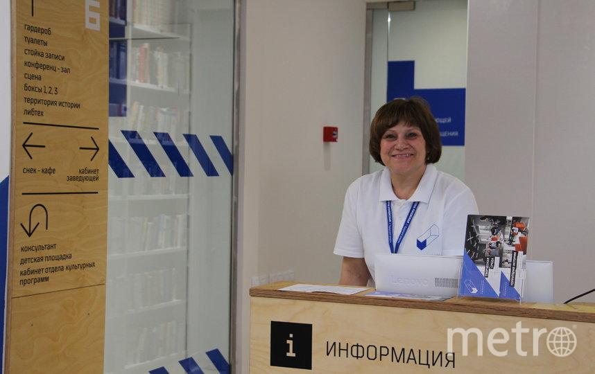 Светлана Деревянкина. Фото Предоставлено