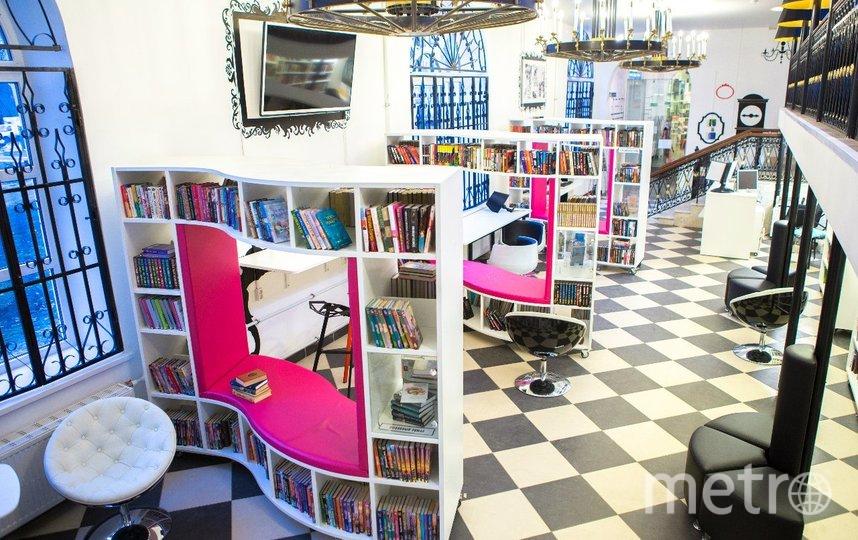 Где находятся самые неординарные библиотеки Петербурга. Фото vk.com/aaltolibrary.