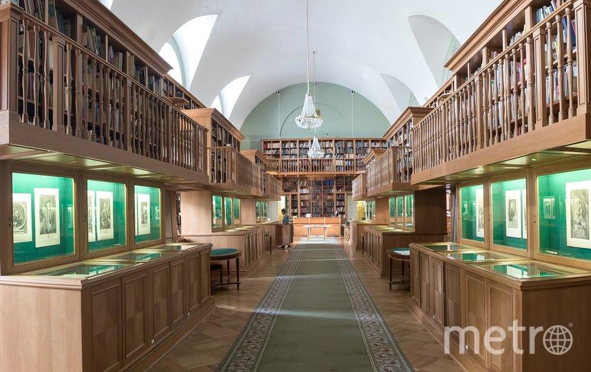 Где находятся самые неординарные библиотеки Петербурга. Фото vk.com/publichka_spb.