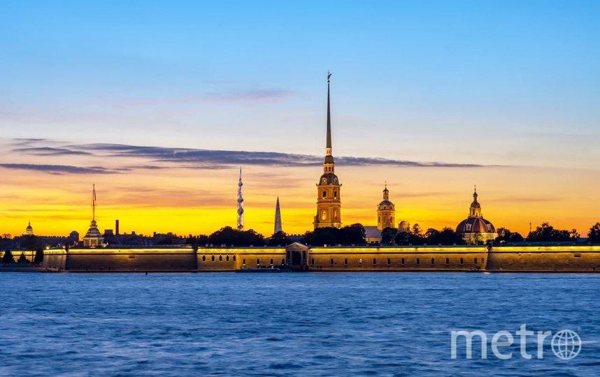 Высота будущего здания — 703 метра. Фото скриншот с Youtube.com/Газпром.