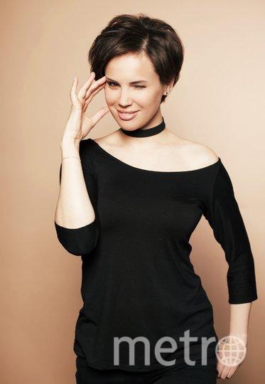 Ева Серебренникова.
