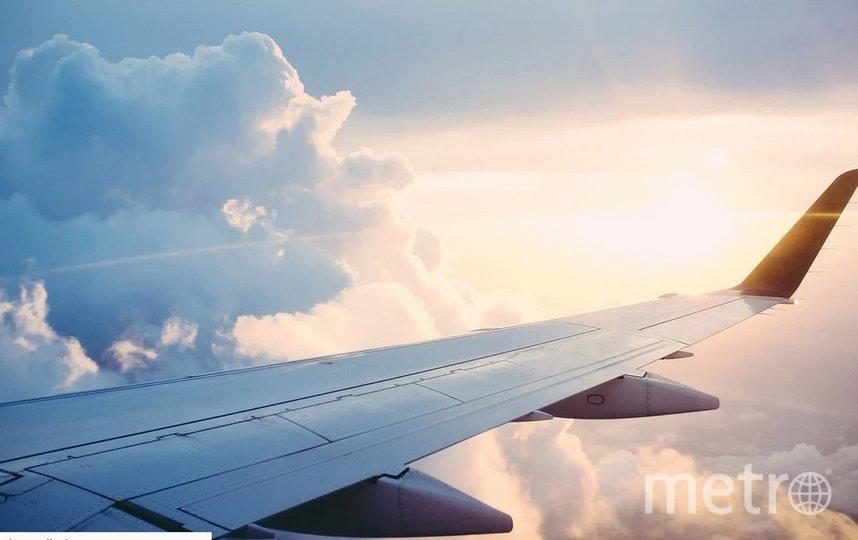 Austrian Airlines разрешили лететь в Москву в обход Белоруссии. Фото pixabay.