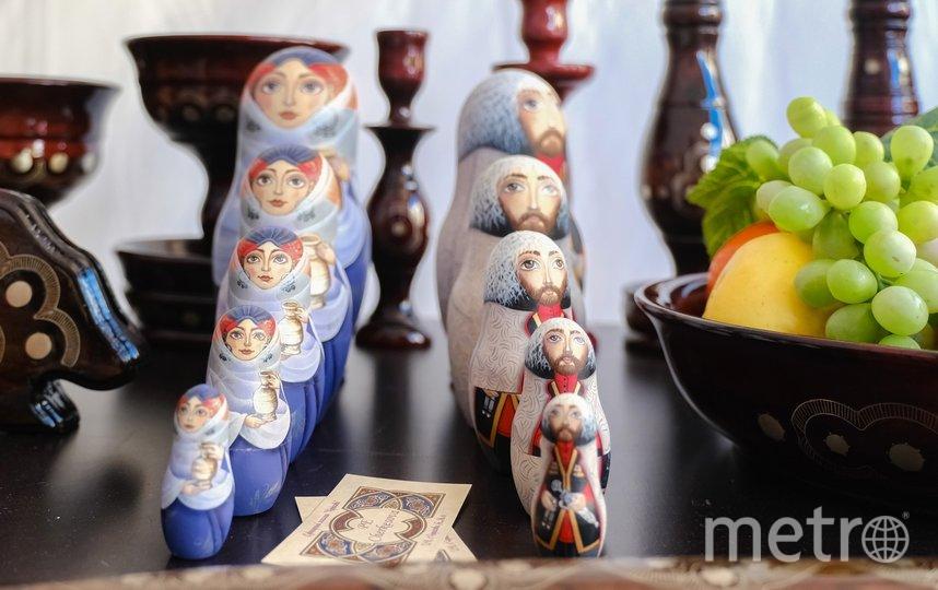 "Дагестанские сувениры. Фото Алена Бобрович, ""Metro"""