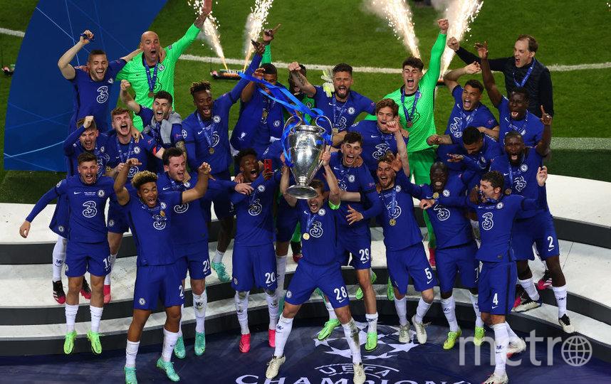 Финал Лиги чемпионов-2020/21. Фото Getty