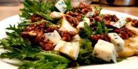 Итальянская кухня. Как приготовить изысканный салат с грушей и сыром