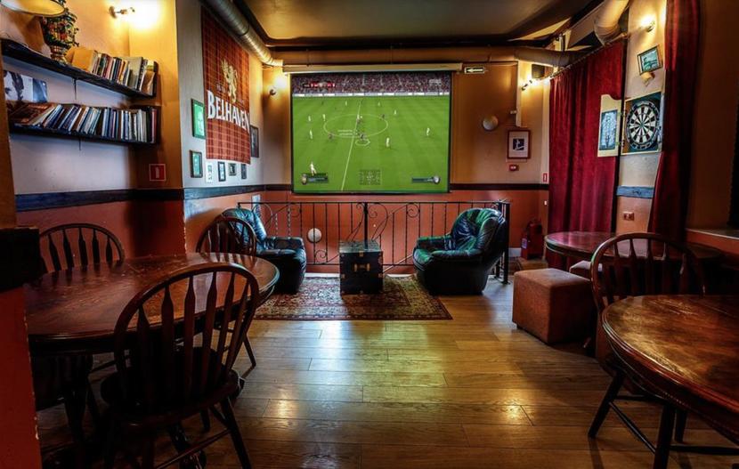 The Pub, Пионерская ул, 11. Фото Предоставлено организаторами