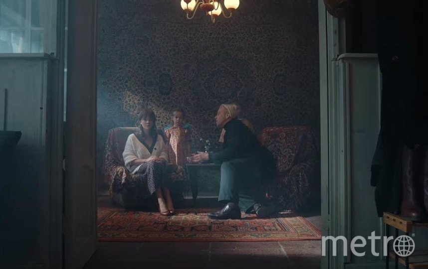 Аглая Тарасова в клипе на песню Ich hasse Kinder. Фото Скриншот YouTube: https://www.youtube.com/watch?v=GbfeH6Q8PzY