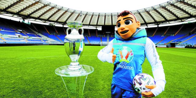 В этом году чемпионат Европы по футболу пройдёт с 11 июня по 11 июля.
