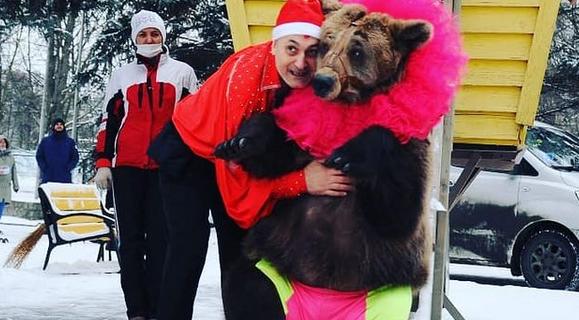 Медведице Масяне 12 лет.