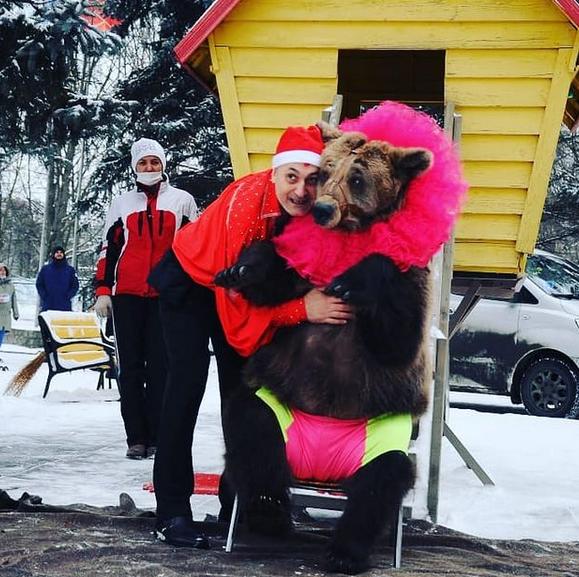 Медведице Масяне 12 лет. Фото Фото предоставлены Байрамом Атаевым.