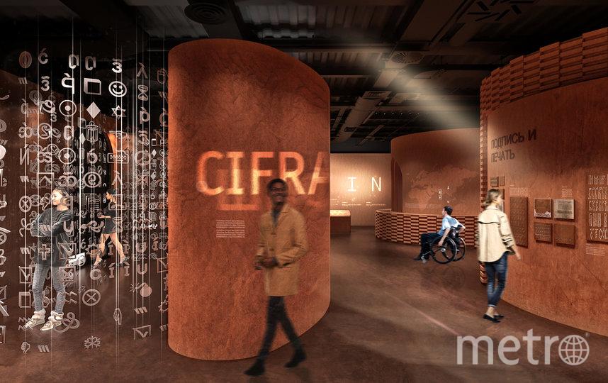 В конце 2021 года откроется первый в России Музей криптографии. Фото предоставлено пресс-службой музея