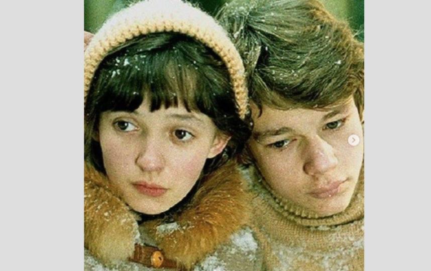 """Вам и не снилось..."" Киностудия им. М. Горького 1980 год. Фото Instagram: @zaneta_star"