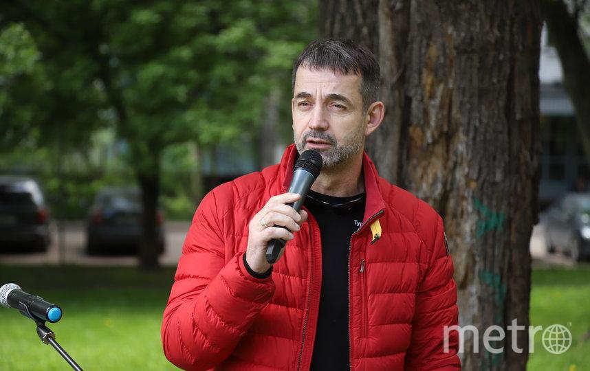 Дмитрий Певцов. Фото Кирилл Журавок