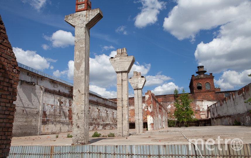 """Первый этап редевелопмента завершится летом 2021 года. Фото Святослав Акимов, """"Metro"""""""