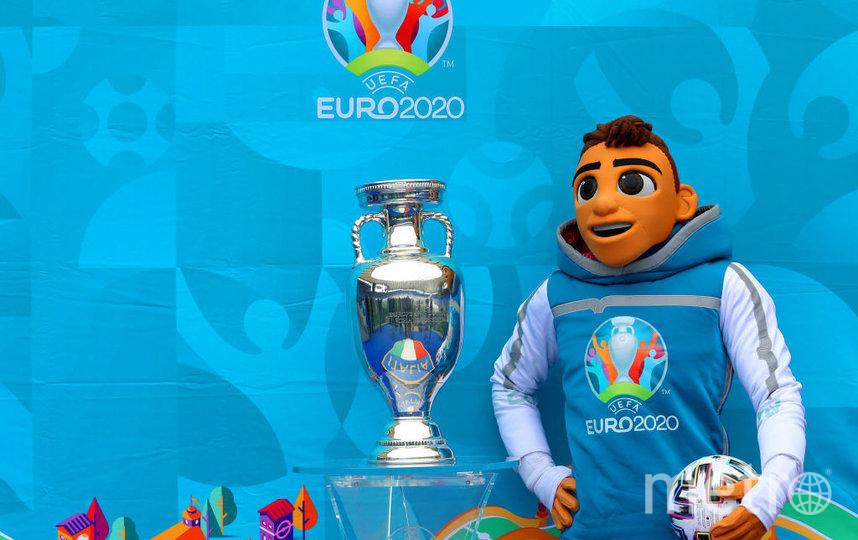 Чемпионат Европы по футболу-2020 пройдет с 11 июня по 11 июля 2021 года. Фото Getty