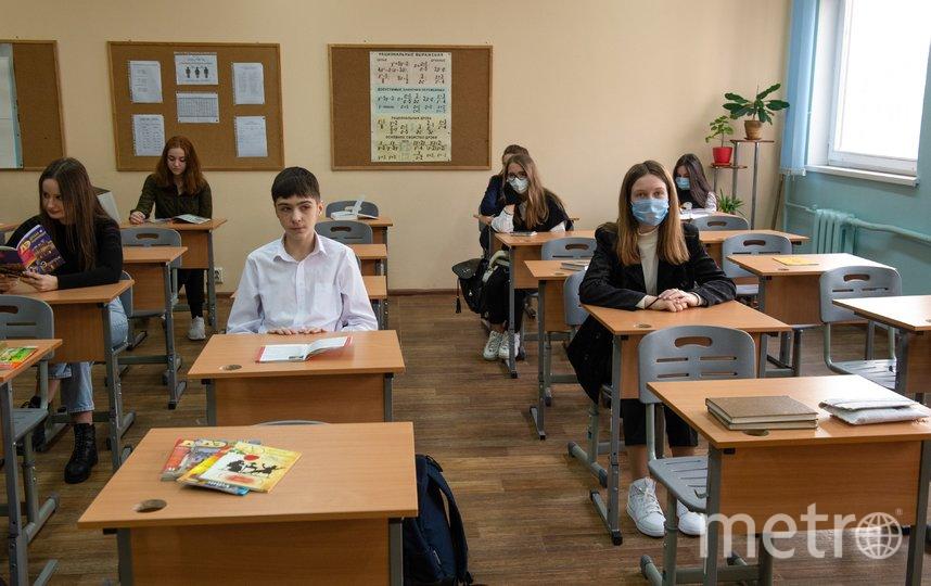 За счет инвесторов в Москве строится до 38% детских садов, школ, ФОКов. Фото Денис Гришкин, пресс-служба мэра и правительства Москвы