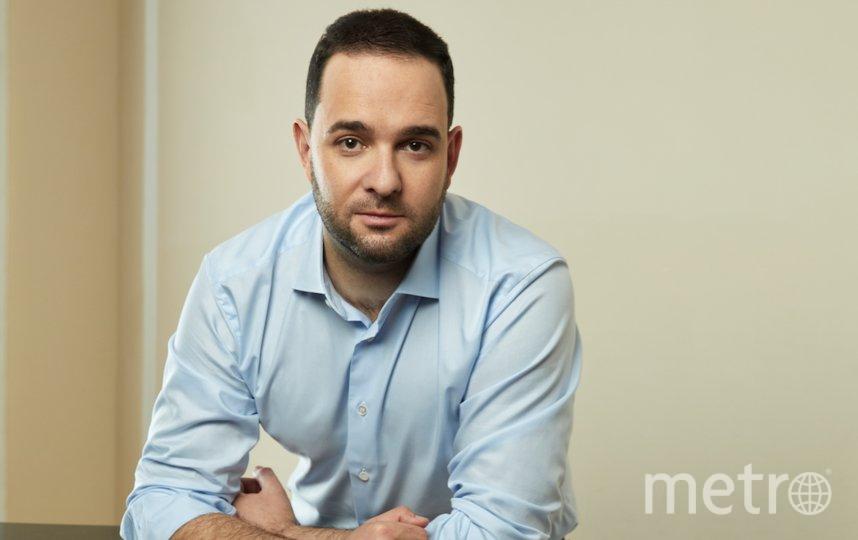 Александр Мажуга. Фото Данил Головкин