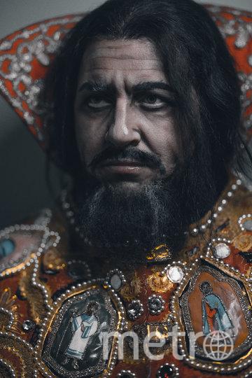 Михаил Петренко в образе царя Бориса Годунова. Фото Михаил Вильчук, Предоставлено организаторами