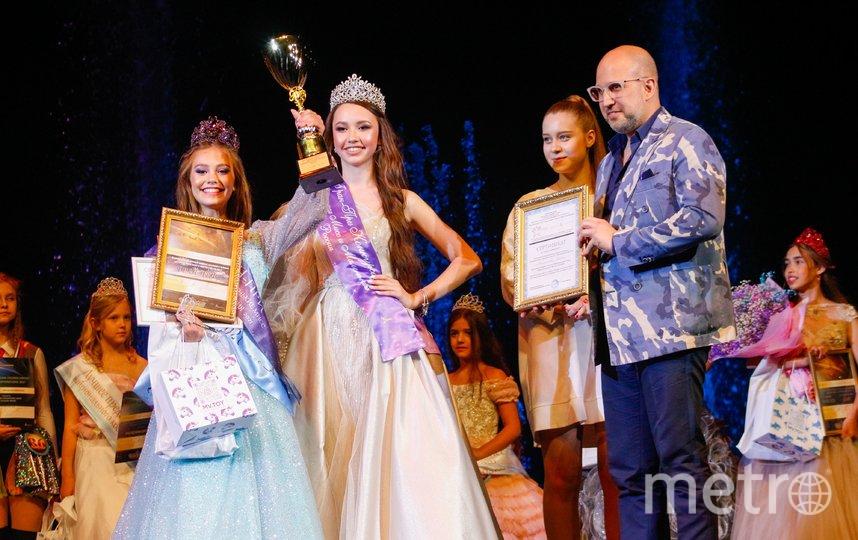 Детский Фестиваль моды и талантов «Stars International 2021».