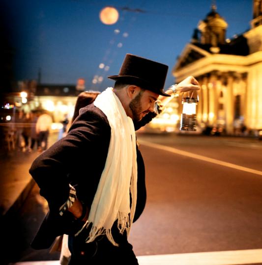 В основном экскурсии и моноспектакли их автор проводит по вечерам. Фото Фото предоставлены Ильей Тиуновым