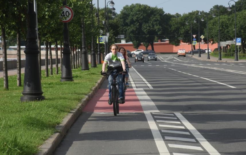Газета Metro выбрала парки, в которых можно кататься красиво и безопасно. Фото https://www.gov.spb.ru/