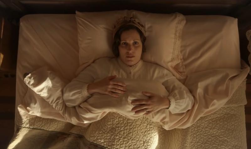 """Кадр из сериала """"Почему женщины убивают"""". Фото https://www.youtube.com/watch?v=OLujpwX0vfE, Скриншот Youtube"""