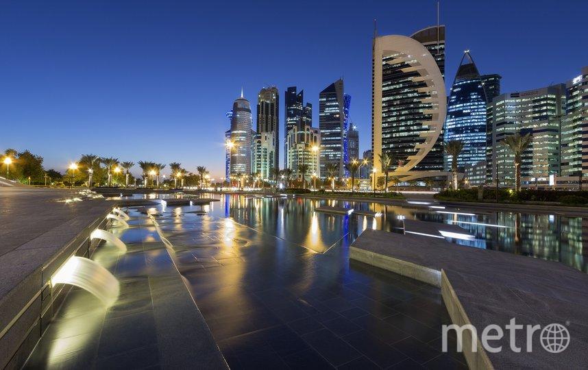Доха. Фото pixabay