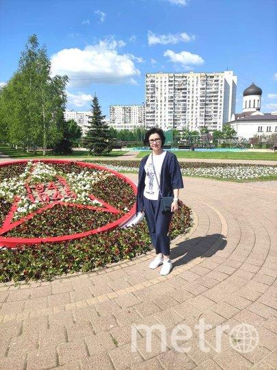 Елена Кац. Фото Дарья Сорокина