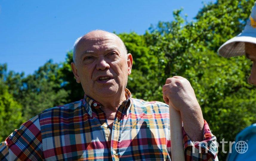 Доктор Румянцев. Фото Анна Грибкова