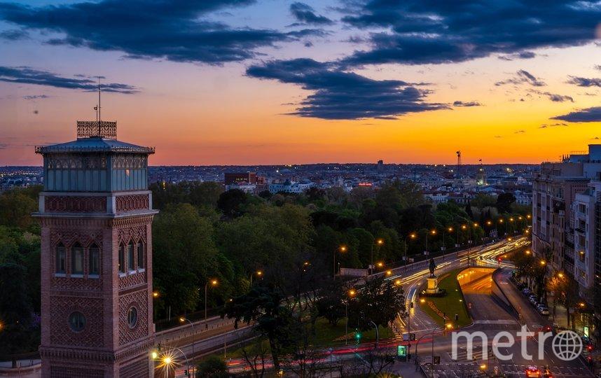 Мадрид. Фото pixabay.com