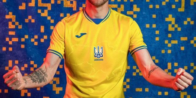 Сборная Украины выступит на Евро-2020 в новой специальной форме.