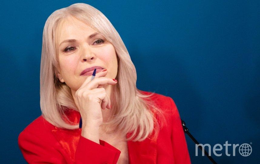Ирина Белых. Фото Сергей Николаев