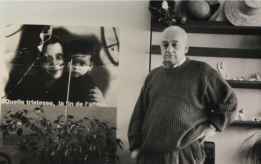 Резо Габриадзе, архивное фото.