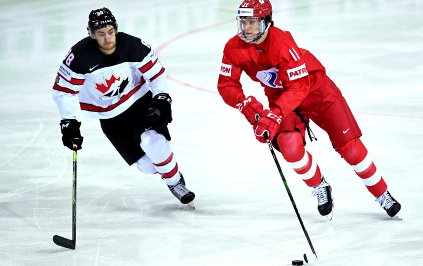 Сборная Канады стала чемпионом мира по хоккею. Фото РИА Новости