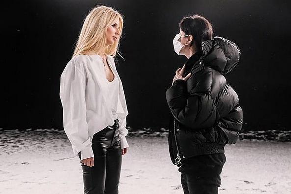 Светлана Лобода и Нателла Крапиивна. Фото Скриншот Instagram @natellakrapivina