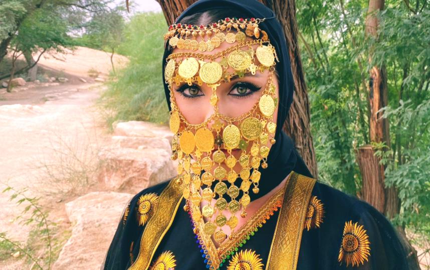Карина Комил переехала в Саудовскую Аравию в 2016 году. Фото из личного архива