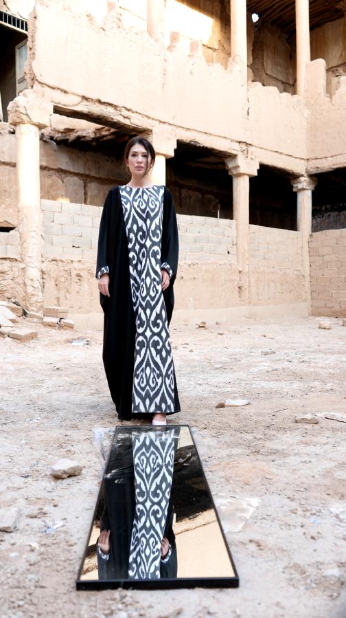 Абаю (мусульманскую накидку) носить необязательно. Фото из личного архива