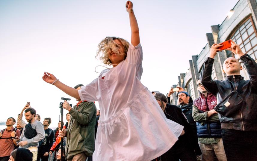 На фестивале побывали 200 000 человек. Фото Дмитрий Строц, Предоставлено организаторами