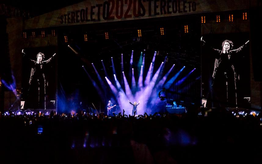 Земфира на STEREOLETO. Фото Дмитрий Строц, Предоставлено организаторами