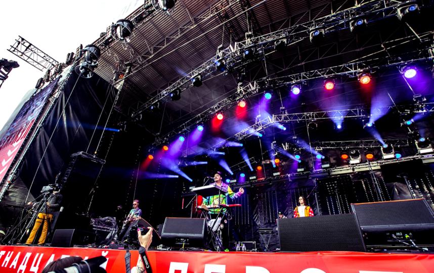 Фестиваль STEREOLETO. Фото Дмитрий Строц, Предоставлено организаторами