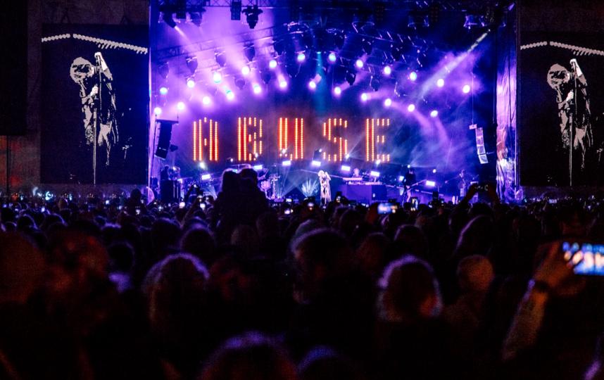 На сцене фестиваля выступали и иностранные артисты. Фото Дмитрий Строц, Предоставлено организаторами