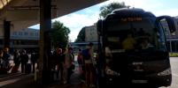 Из Петербурга возобновились автобусные рейсы в Эстонию и Финляндию