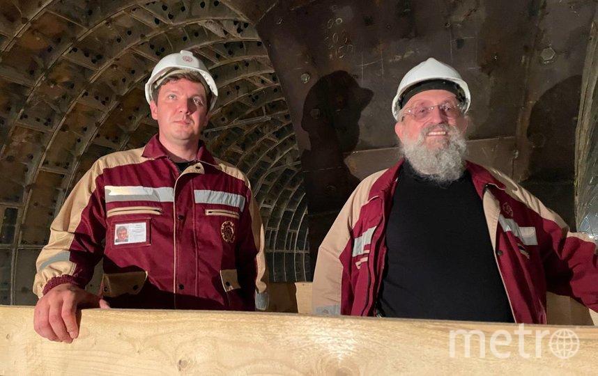 Анатолий Вассерман (справа). Фото Алена Куренова