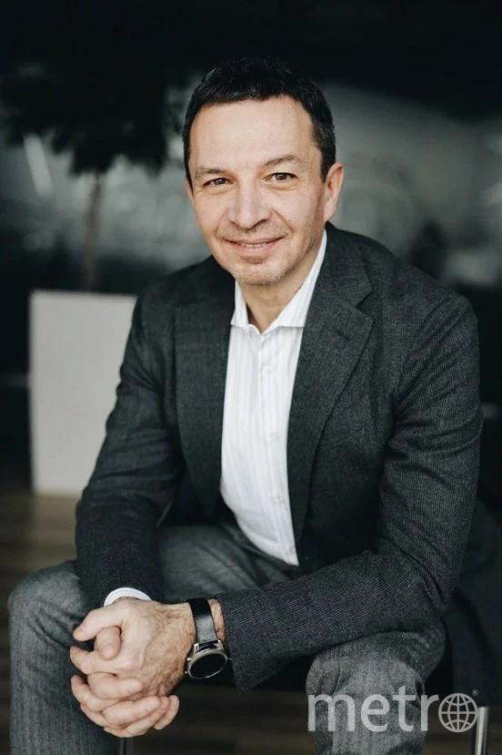 Олег Туманов.