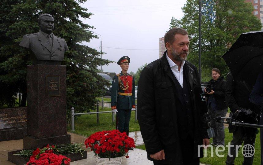 Дмитрий Саблин. Фото Елизавета Головчанская.