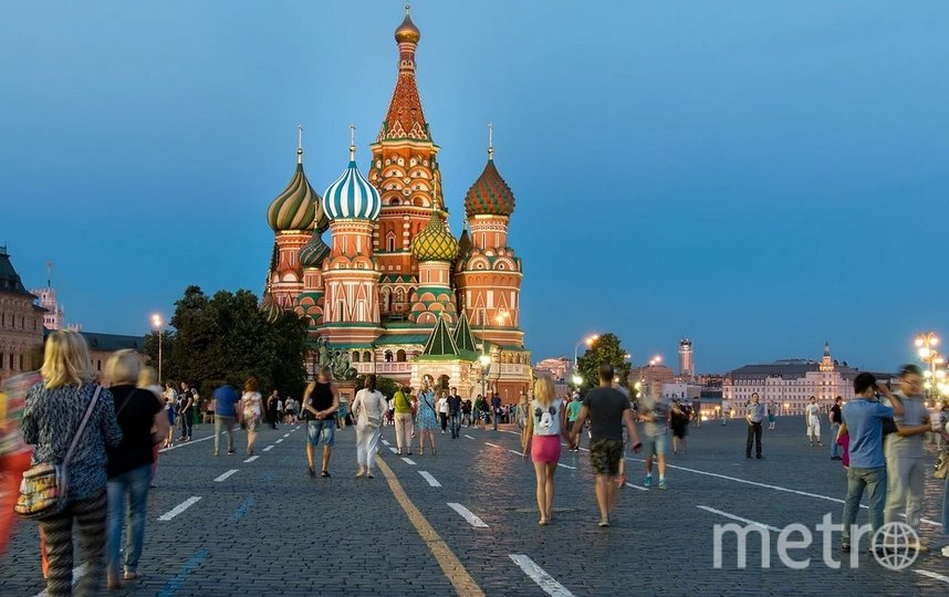 В Москве ввели новые ограничения. Фото pixabay.