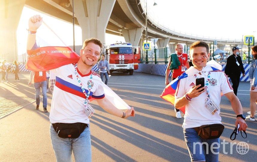 "Евро-2020. Фото Алена Бобрович, ""Metro"""