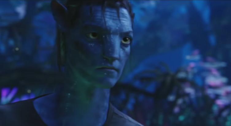 """Кадр из фильма """"Аватар""""."""