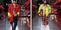Принты с машинами, большие лого и Наталья Водянова: как прошел первый показ Ferrari